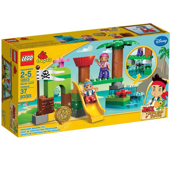 Klocki Lego 10513 Kryjówka W Nibylandii Zabawki Educcopl