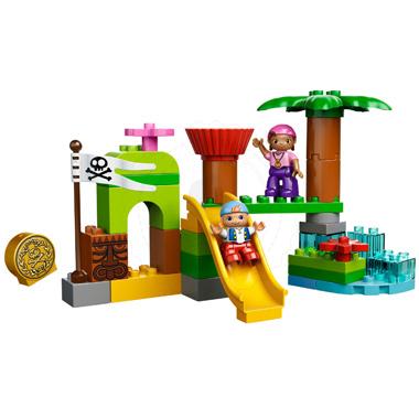 Klocki LEGO 10513 - Kryjówka w Nibylandii