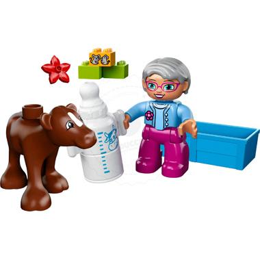 Klocki LEGO DUPLO LEGO VILLE 10521 - Cielaczek