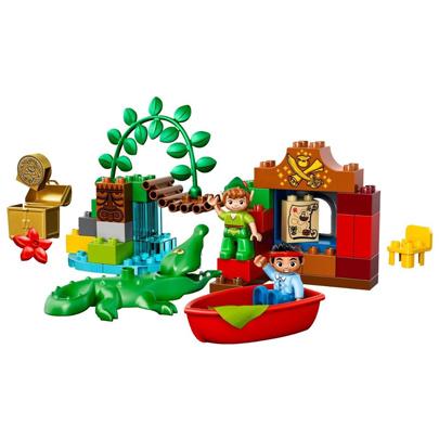 Klocki LEGO 10526 Odwiedziny Piotrusia Pana