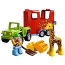 Klocki LEGO 10550 - Pojazd cyrkowy