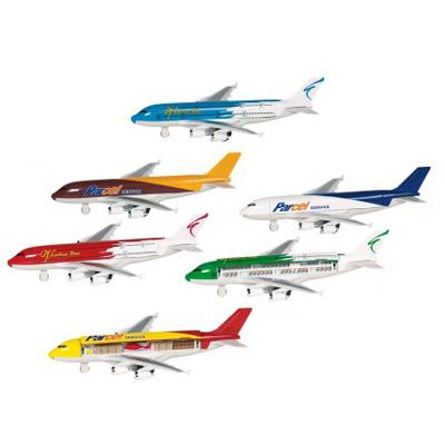 Samolot pasażerki GOKI - metalowy model