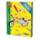 Kreatywny zestaw - zbuduj motocykl