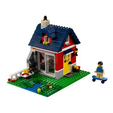 Klocki LEGO  Creator 31009 - Mały domek