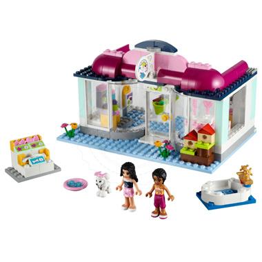 Klocki LEGO  Friends 41007 - Salon dla zwierząt w Heartlake
