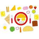 Zestaw śniadaniowy 26 elementów