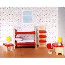 Drewniane mebelki - pokój dziecięcy