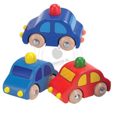 Autko - zabawki drewniane
