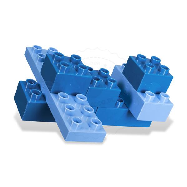 Klocki Lego 5509 Lego Duplo Zestaw Podstawowy Standardowy