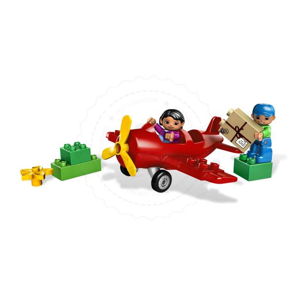 Klocki Lego 5592 Duplo Ville Pierwszy Samolot