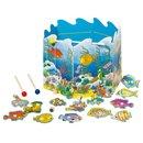 Łowienie Rybek - gra zręcznościowa