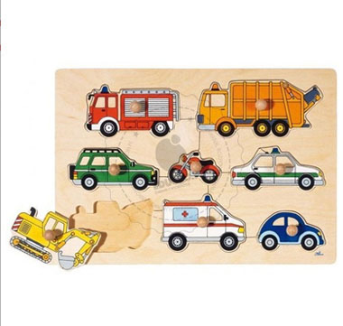 Puzzle - Transport - zabawki edukacyjne