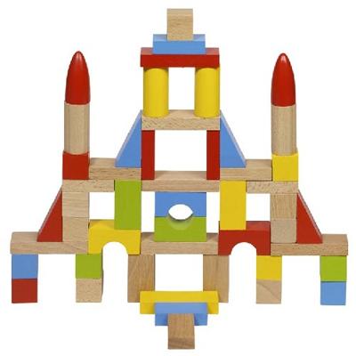 Klocki w woreczku – Zabawki drewniane