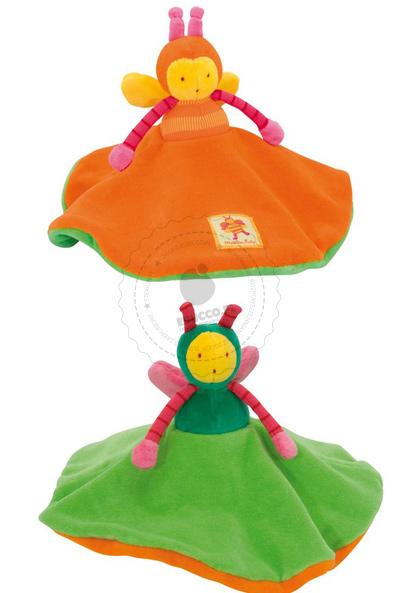 Przyjemniaczek chowaczek Louna - zabawki pluszowe Moulin Roty