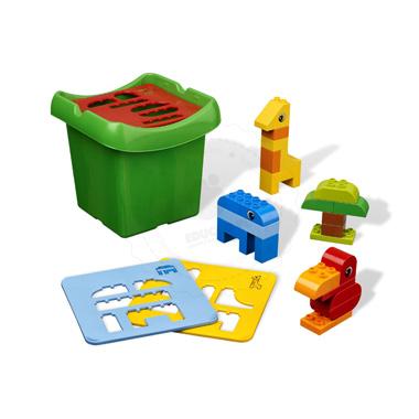 Klocki LEGO 6784 Bricks & More DUPLO - Kreatywne pudełko
