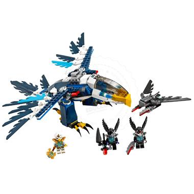 Klocki LEGO  CHIMA 70003 - Orzeł Eris