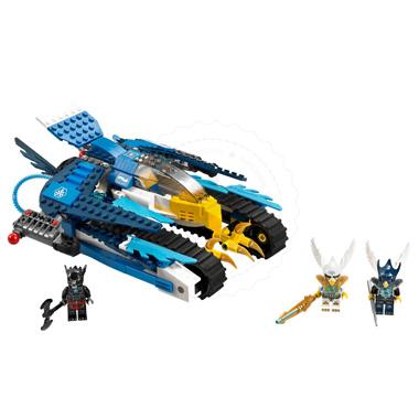 Klocki LEGO  CHIMA 70013 - Orzeł-napastnik Equili