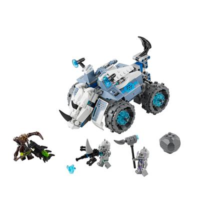 Klocki LEGO Chima 70131 - Miotacz skał Rogona