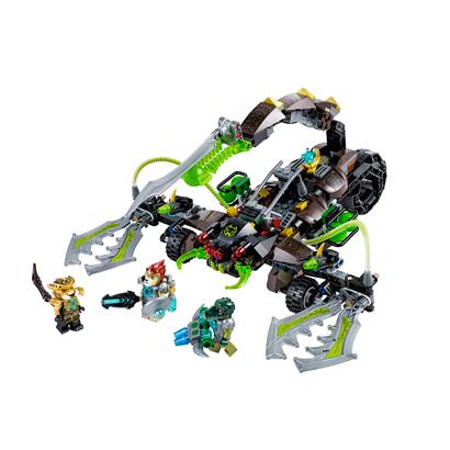 Klocki LEGO Chima 70132 - Żądło Scorma
