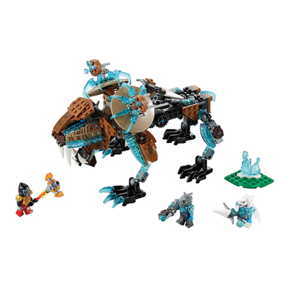 Klocki LEGO Chima 70143 - Machina Sir Fangara