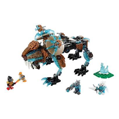 Klocki LEGO Chima 70143 - Machina Sir Fangara