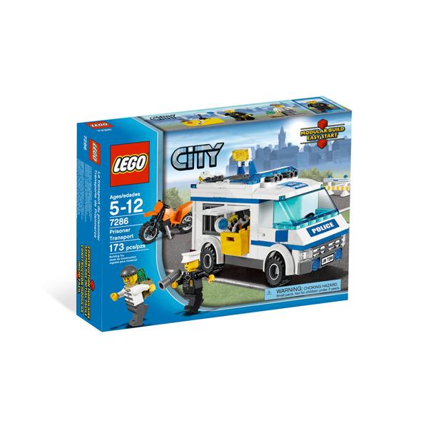 Klocki Lego 7286 Police Konwój