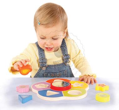 Puzzle Hello dla najmłodszych - zabawki edukacyjne