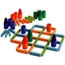 Gry dla dzieci - CASTELLA 3 - zabawka drewniana