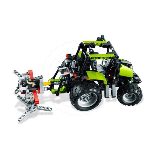 Klocki Lego 9393 Lego Technic Traktor