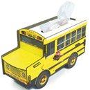 Pojemnik na chusteczki higieniczne Autobus szkolny - akcesoria Werkhaus