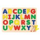 Puzzle - Alfabet - zabawki drewniane