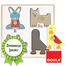 Puzzle - Mamy i dzieci - zabawki edukacyjne