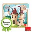 Puzzle - Zamek - zabawki edukacyjne