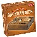 TACTIC Gra Wooden Classic  Backgammon