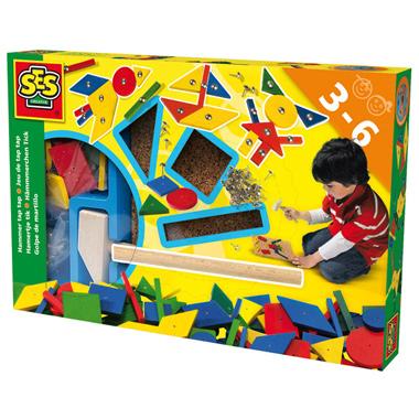 Przybijanka Stuku-Puku - zabawka kreatywna
