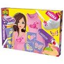 Zestaw do dekorowania ubrań - zabawki dla dziewczynek