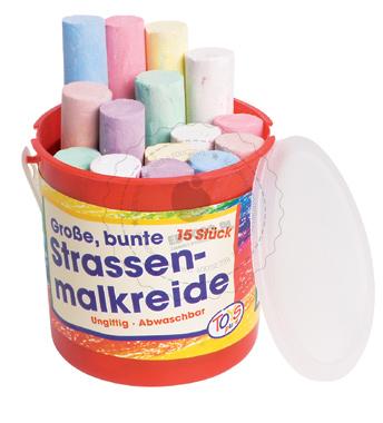 Kolorowa kreda w pudełku- zabawki dla dzieci