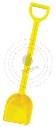 Duża łopata (żółta) - zabawka do piasku