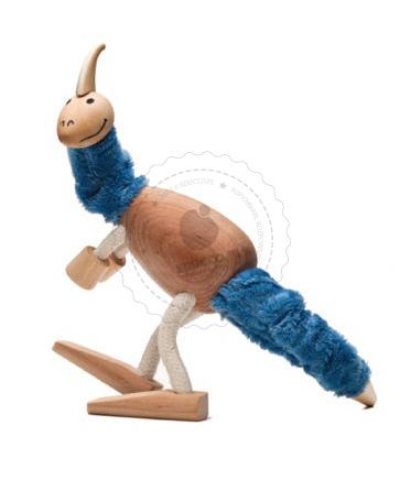 Figurka dinozaura Parazaurolofa - zabawki dla dzieci Anamalz