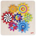 Kolorowe koła zębate Goki - zabawka zręcznościowa