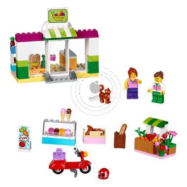 Klocki LEGO Juniors Easy to build 10684 - Walizeczka - supermarket