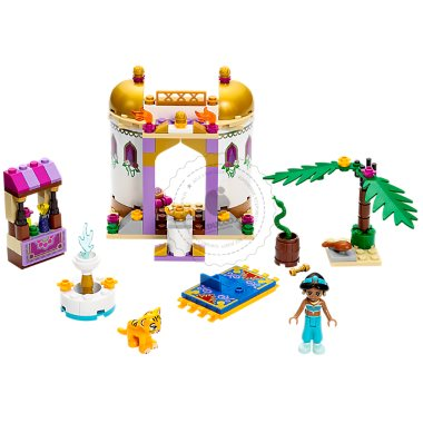 Klocki LEGO Disney Princess 41061 - Egzotyczny pałac Jaśminki
