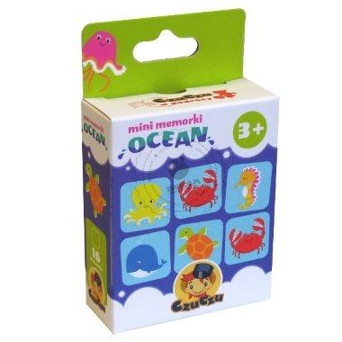 CZUCZU Mini memorki Ocean