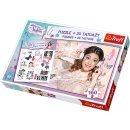 TREFL 160 EL. Puzzle Violetta + tatuaże